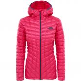 The North Face® - Thermoball Kapuzenjacke Damen petticoat pink