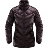 Haglöfs - L.I.M Essens Isolationsjacke Damen acai berry