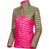 Mammut - Broad Peak Light Isolationsjacke Damen pink olive