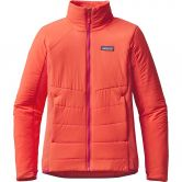 Patagonia - Nano Air Light Hybrid Jacke Damen carve coral