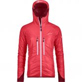 ORTOVOX - Lavarella Isolationsjacke Damen hot coral