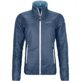 ORTOVOX - Swisswool Piz Bial Isolationsjacke Damen night blue