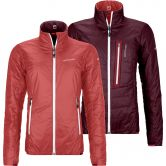 ORTOVOX - Swisswool Piz Bial Isolationsjacke Damen blush