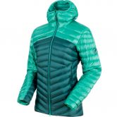 Mammut - Broad Peak Insulating Jacket Women teal atoll