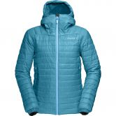 Norrona - Falketind PrimaLoft 100 Hooded Jacket Women iceberg blue