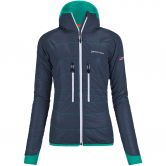 ORTOVOX - Swisswool Lavarella Jacke Damen night blue