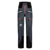ORTOVOX - 3L Guardian Shell Freeride Pants Women black raven