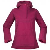 Bergans - Cecilie Microlight Anorak Damen Bougainvillea strawberry