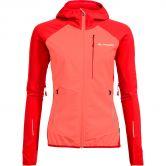 VAUDE - Larice III Softshell Jacket Women pink canary