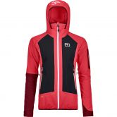 ORTOVOX - Piz Duleda Isolationsjacke Damen hot coral