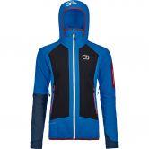 ORTOVOX - Col Becchei Softshell Jacket Women sky blue
