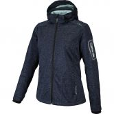 CMP - Softshell Jacket Women navy melange