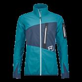 ORTOVOX - Tofana Softshell Jacket Women aqua