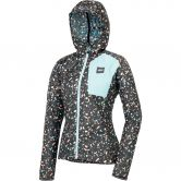 Picture - Scale Windbreaker Damen terrazzo black