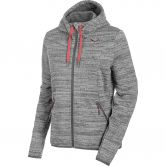 SALEWA - Fanes Full Zip Hoody Damen grey melange
