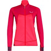 SALEWA - Puez Melange 2 PL Fleece Jacket Women virtual pink melange