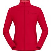Norrona - Falketind Warmwool 2 Jacket Women jester red