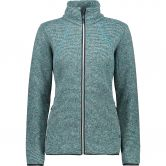 CMP - Fleece Jacket Women baltic nero