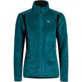 Montura - Soft Pile Fleece Jacket Women baltic