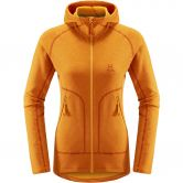 Haglöfs - Heron Fleece Jacket Women desert yellow