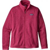 Patagonia - Better Sweater Fleecejacke Damen craft pink