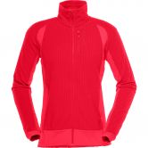Norrona - Lofoten Warm 1 Fleecejacke Damen rebel red