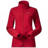 Bergans - Park City Fleecejacke Damen red