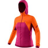 Dynafit - Tour Wool Thermal Kapuzenjacke Damen ibis