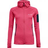VAUDE - Back Bowl Fleece Jacket II Women bright pink