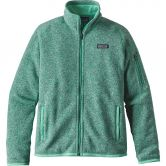 Patagonia - Better Sweater Fleecejacke Damen galah green