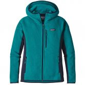 Patagonia - Performance Better Sweater Fleece Kapuzenjacke Damen elwha blue