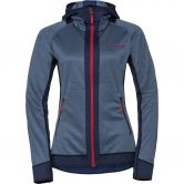 VAUDE - Back Bowl Fleece Jacket Women fjord blue