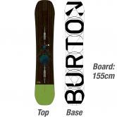 Burton - Custom Flying V Wide 17/18
