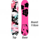 K2 - Girls Grom Pack 17/18