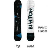 Burton - Custom X Wide 17/18