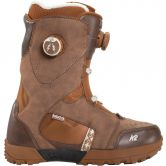 K2 - Arrow Boa Women brown 15/16