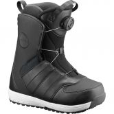 Salomon - Launch Boa Jr Kinder schwarz