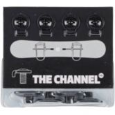 Burton - M6 Channel® Replacement Hardware black
