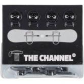 Burton - M6 Channel® Replacement Hardware schwarz