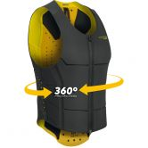 Komperdell - Ballistic Vest Protector Men black yellow