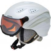 Alpina - Grap Visor 2.0 HM white prosecco