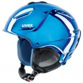 Uvex - P1us Pro Chrome LTD Helm blue