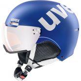 Uvex - HLMT 500 Visor cobalt white mat