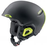 Uvex - Jakk+ Octo+ Helm black lime matt