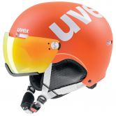 Uvex - Hlmt 500 Visor Helm orange matt