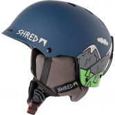 Shred - Half Brain D-Lux Helm needmoresnow