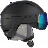 Salomon - Mirage S Helm blackrose solar gold