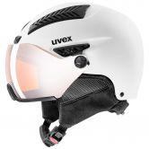Uvex - HLMT 600 visor white mat
