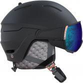 Salomon - Mirage Visor Helmet black rose gold