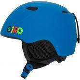 Giro - Slingshot Kinder matte blue wild